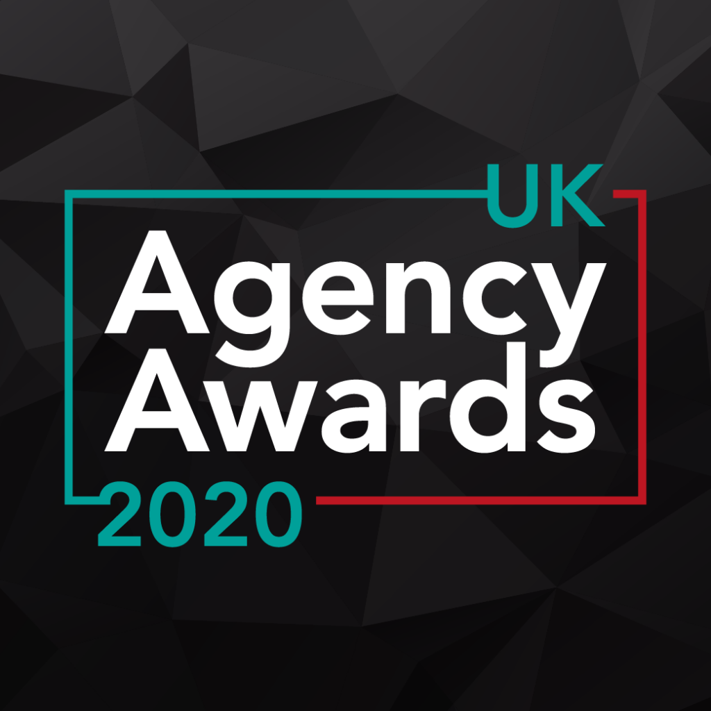 UK Agency Awards 2020 Logo