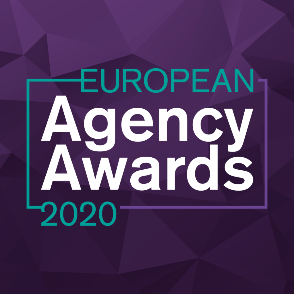 European Agency Awards 2020 Logo