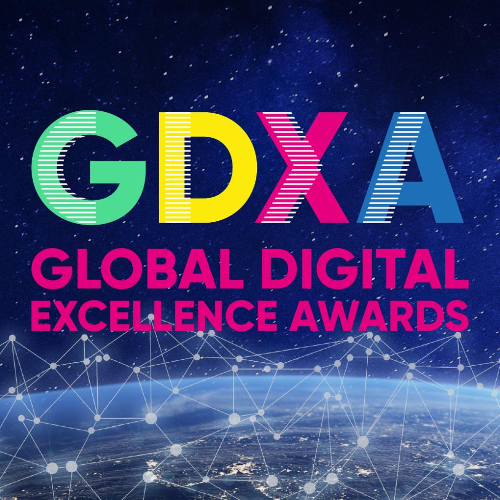 Global Digital Excellence Awards 2020 Logo