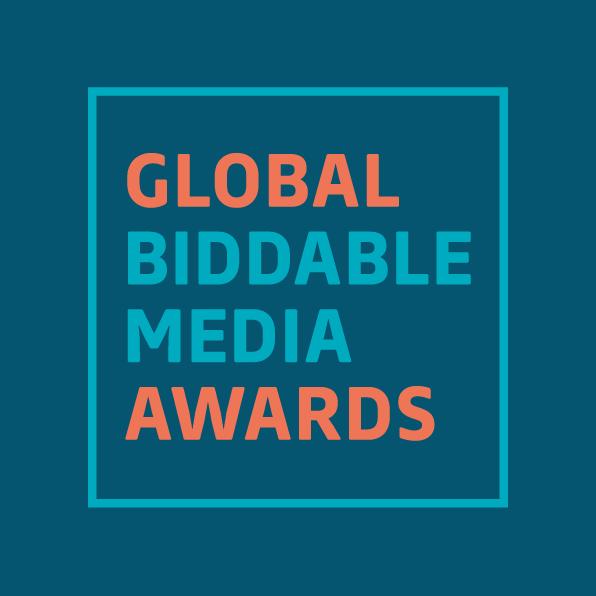 Global Biddable Media Awards 2020 Logo