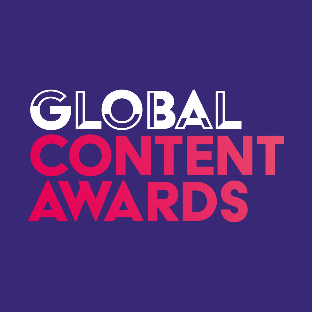 Global Content Awards 2020 Logo