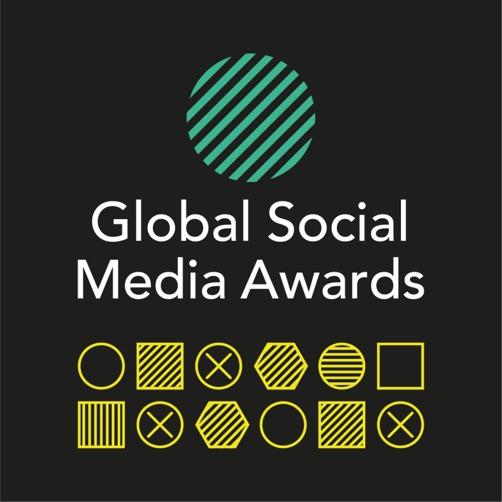 Global Social Media Awards 2021 Logo