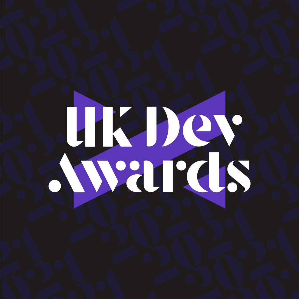 UK Dev Awards 2021 Logo