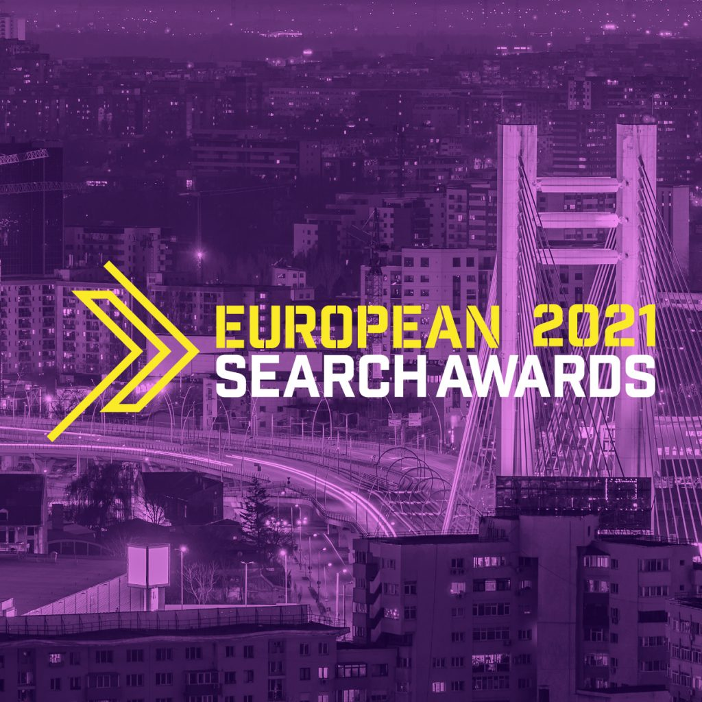 European Search Awards 2021 Logo