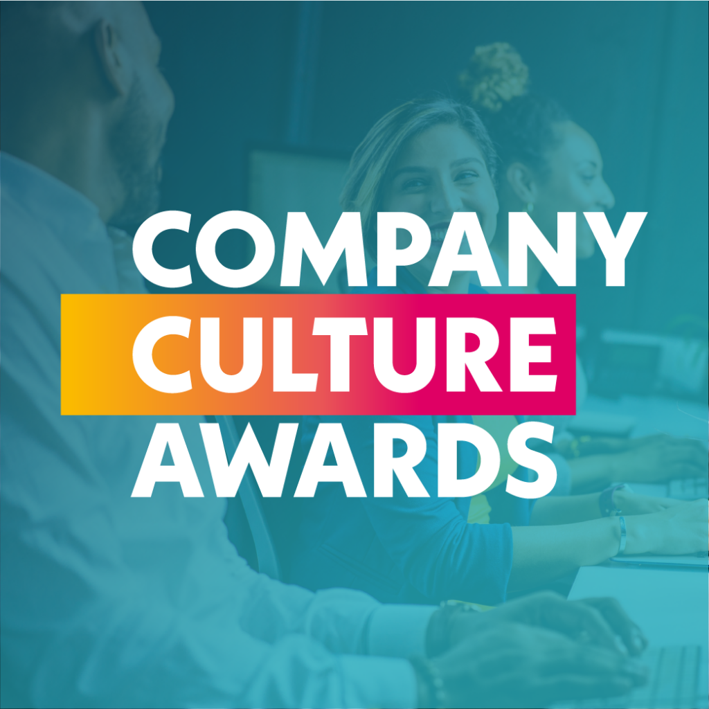 Company Culture Awards 2021 Logo