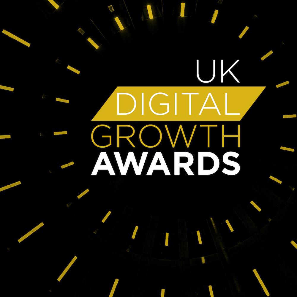 UK Digital Growth Awards 2021 Logo