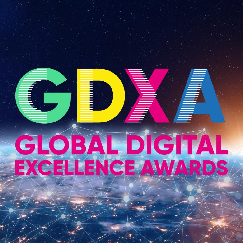 Global Digital Excellence Awards 2021 Logo