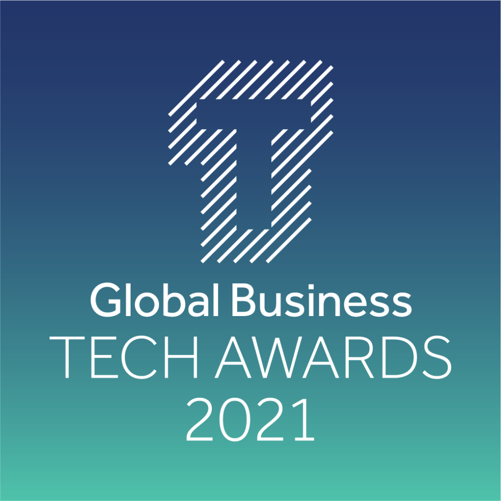 Global Business Tech Awards 2021 Logo