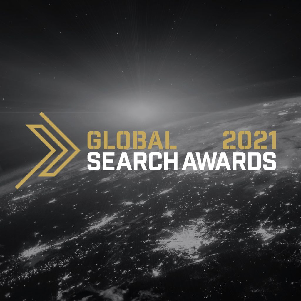 Global Search Awards 2021 Logo