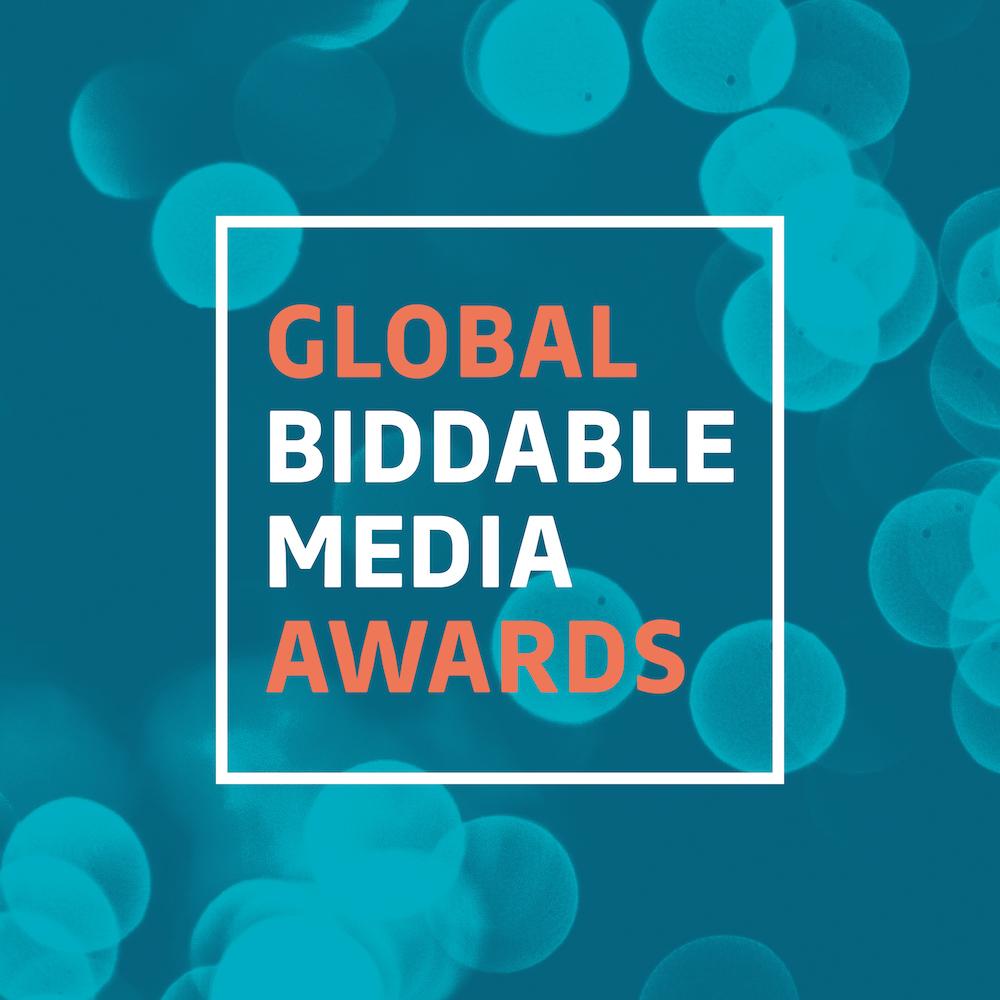 Global Biddable Media Awards 2021 Logo