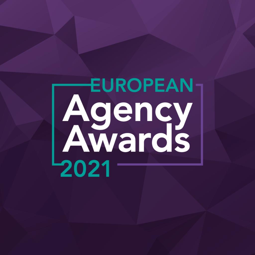 European Agency Awards 2021 Logo