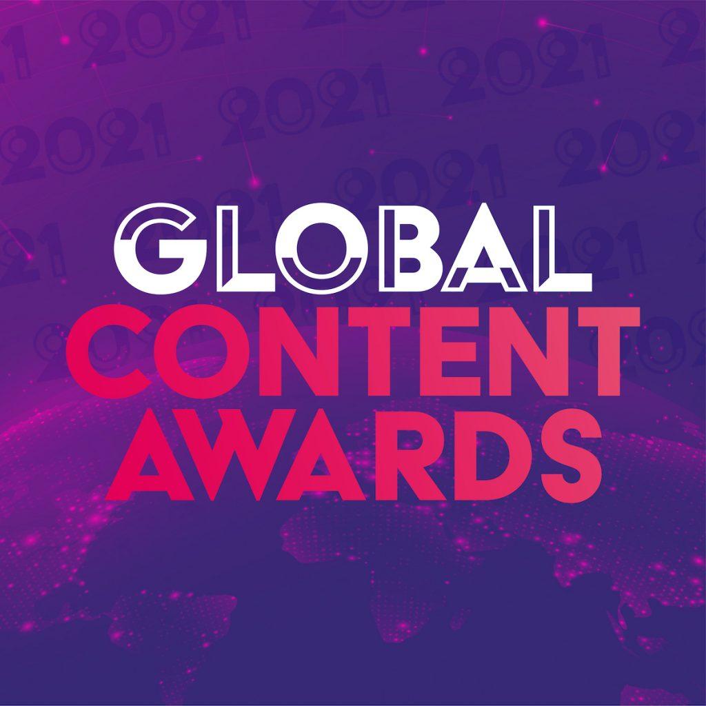 Global Content Awards 2021 Logo