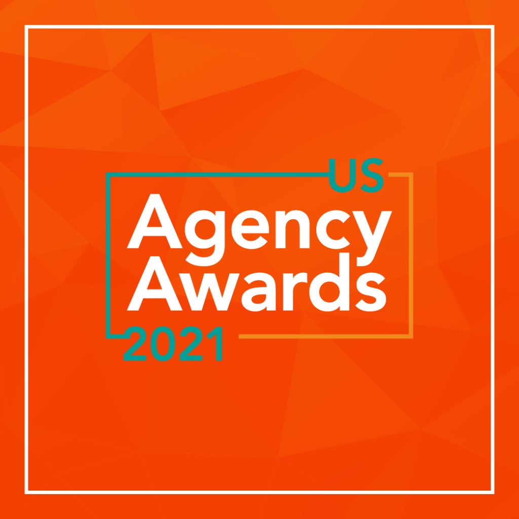 US Agency Awards 2021 Logo