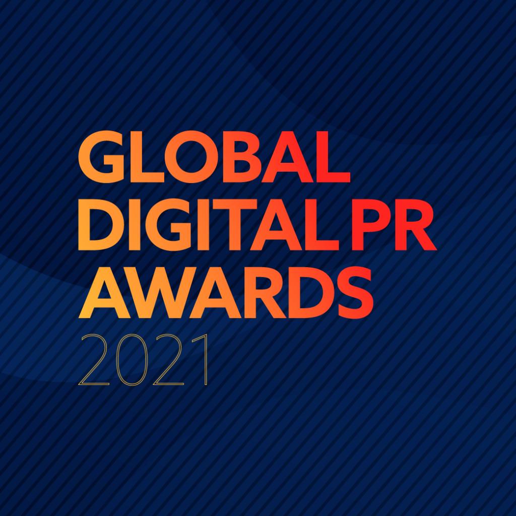 Global Digital PR Awards 2021 Logo