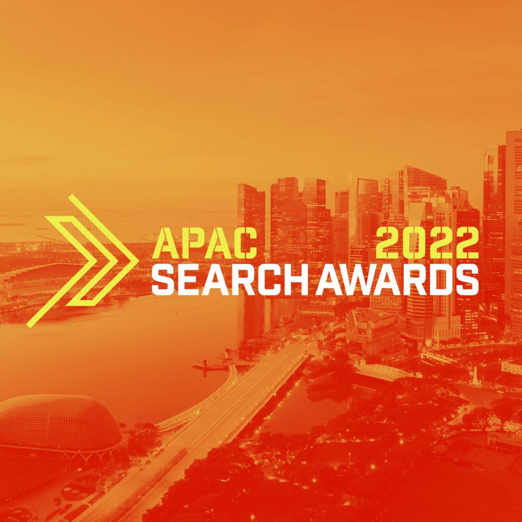 APAC Search Awards 2022 Logo