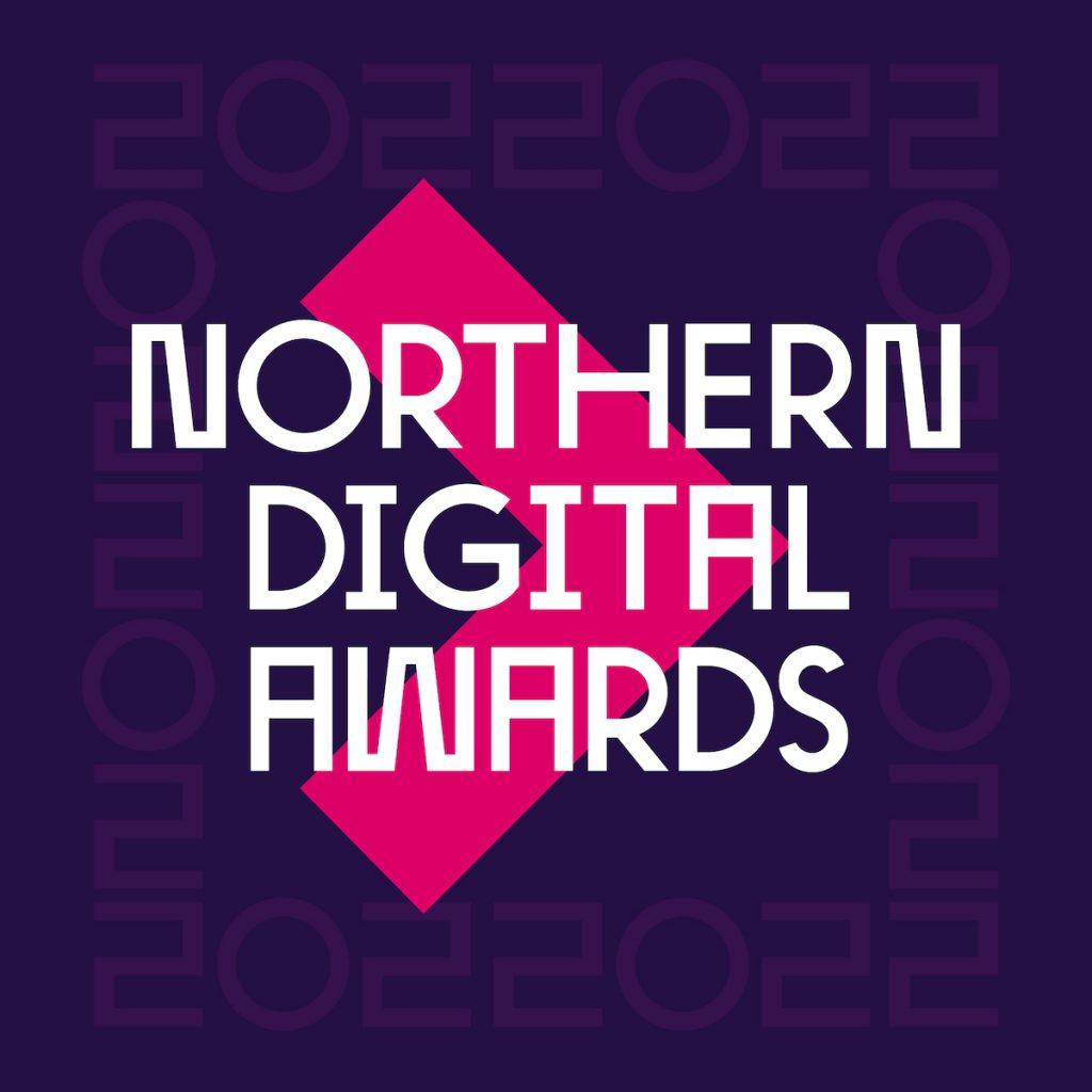 Northern Digital Awards 2022 Logo