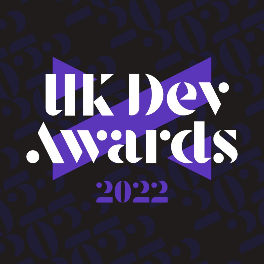 UK Dev Awards 2022 Logo