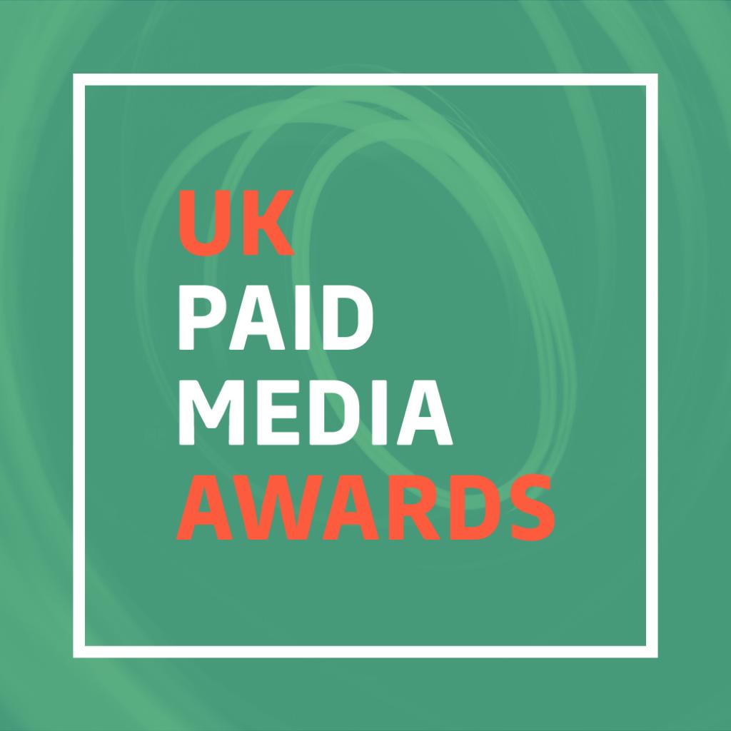 UK Paid Media Awards 2022 Logo