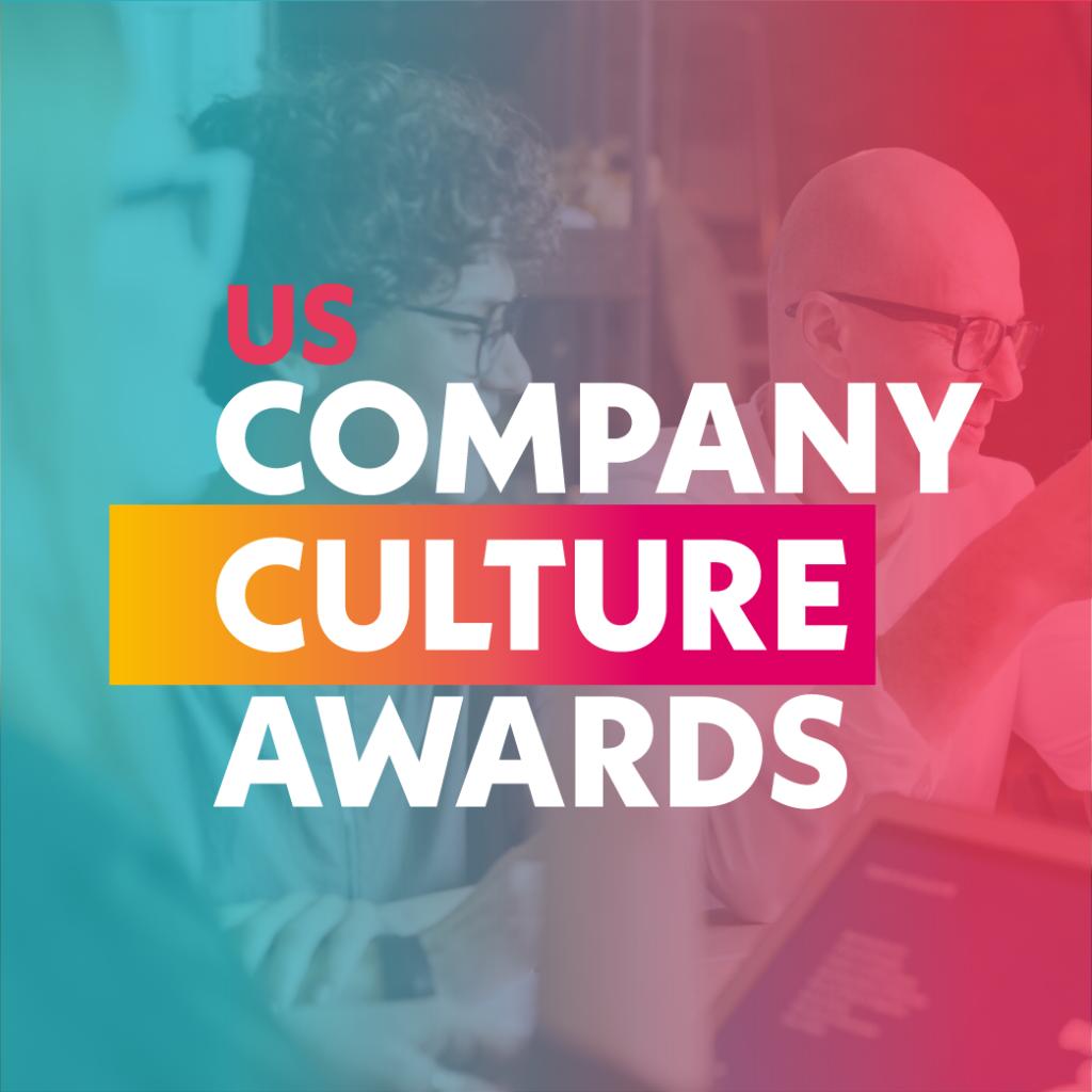 US Company Culture Awards 2022 Logo