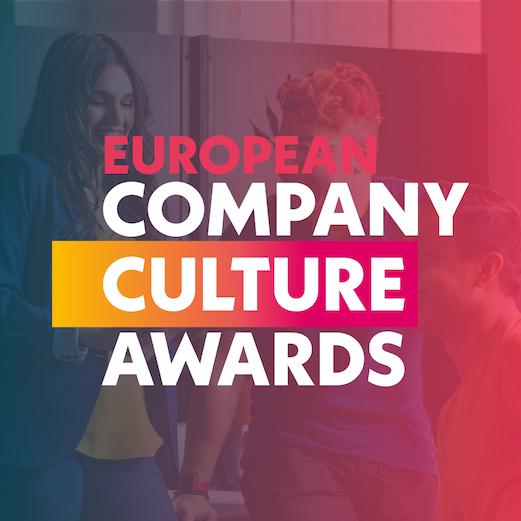 European Company Culture Awards 2022 Logo
