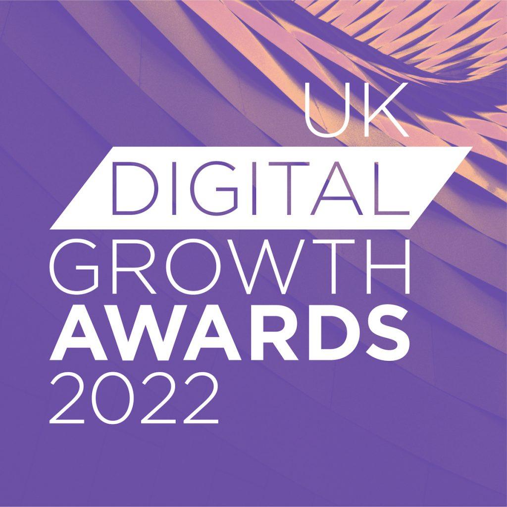 UK Digital Growth Awards 2022 Logo